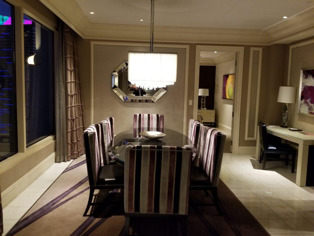 Bellagio two bedroom penthouse suite updated dine 2 bedroom suites bellagio las vegas